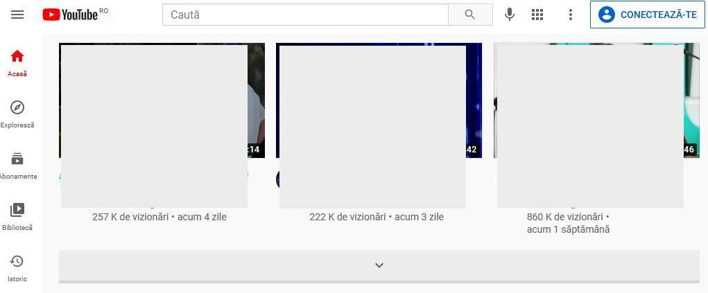 Informațiile despre instalare Youtube pe calculator
