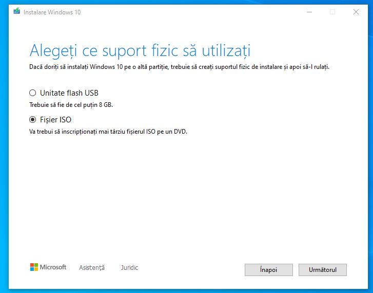 Descarcă Windows 10 gratis în română