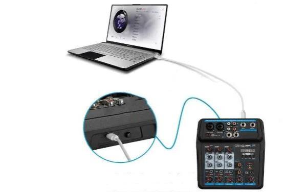 mixer digital