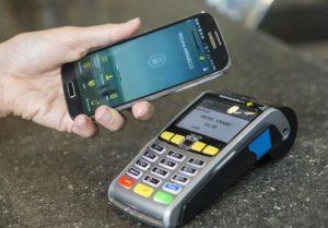 Activare NFC pe telefon Samsung
