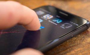 Dezinstalare aplicații din iPhone