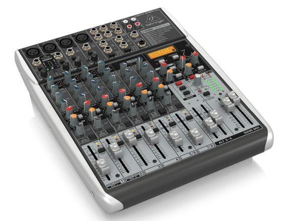 Tipuri de mixere audio