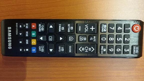 Telecomanda la TV Samsung