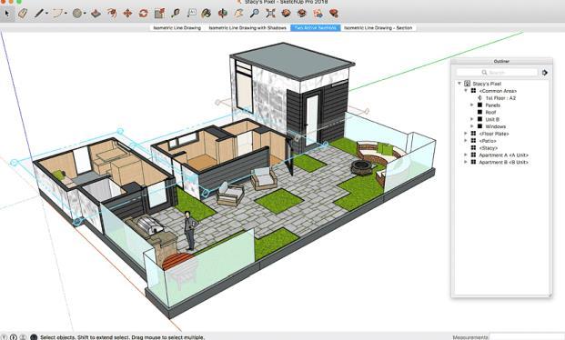 Program pentru arhitectură online