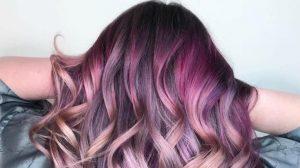 Aplicații de schimbat culoarea părului