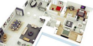 Aplicație de proiectat case