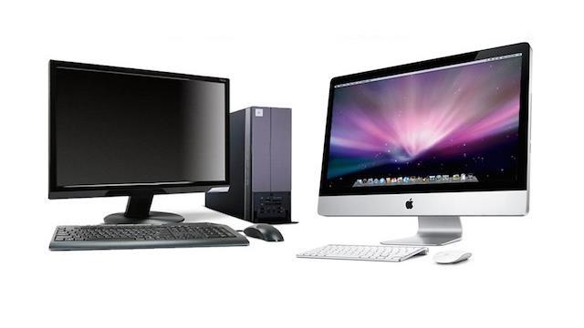 Diferența între Mac și Windows