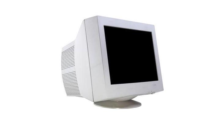 Monitor CRT