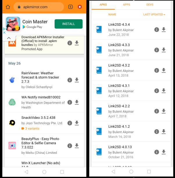 Instalare magazin Play pe Android