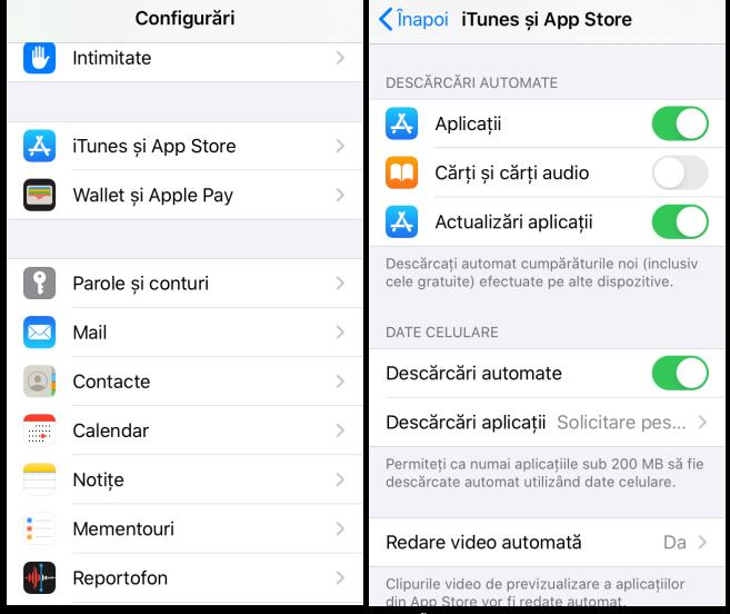 Actualizare WhatsApp pe iPhone