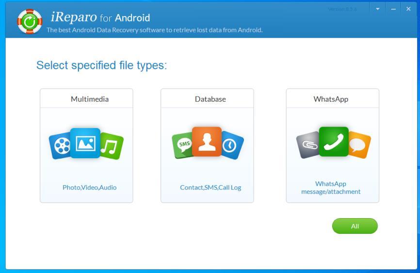 iReparo for Android