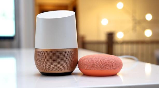 Dezactivare microfon la Google Home