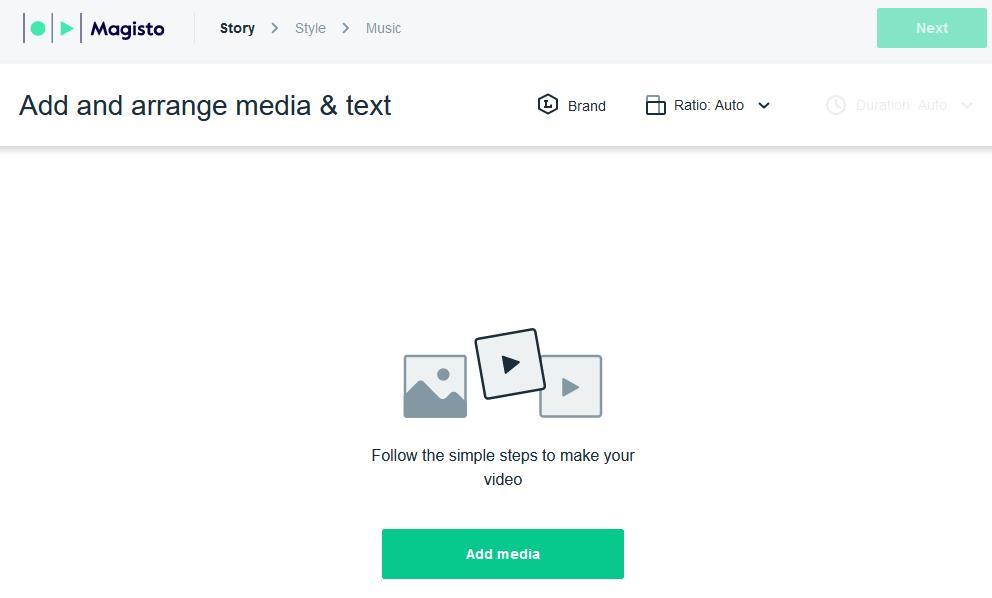 Site-uri de editat videoclipuri cu poze și muzică